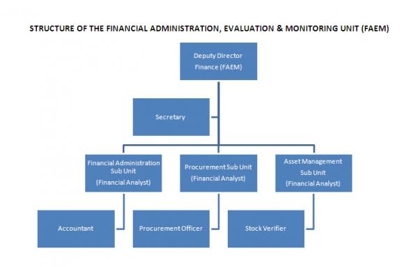 Organisational Structure - FAEM